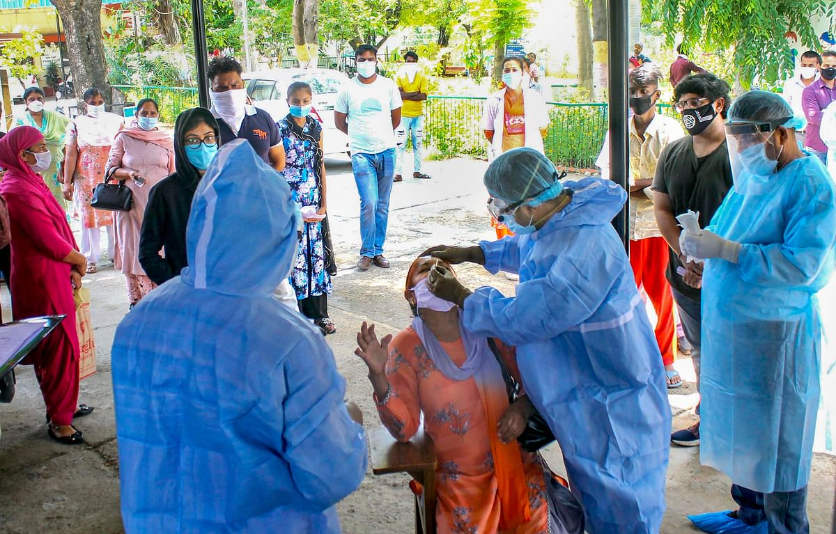 Bhopal: Recent spiral of corona infections is the 'third wave', warn experts