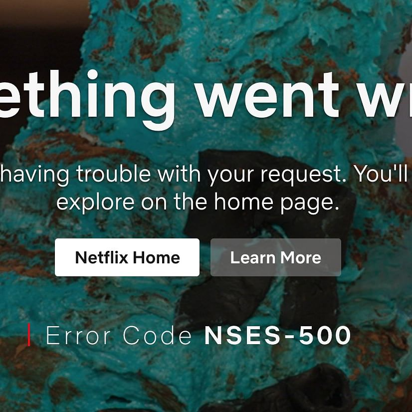 'Is Netflix Down?': Irked users take to Twitter to complain about error code 'NSES-500'