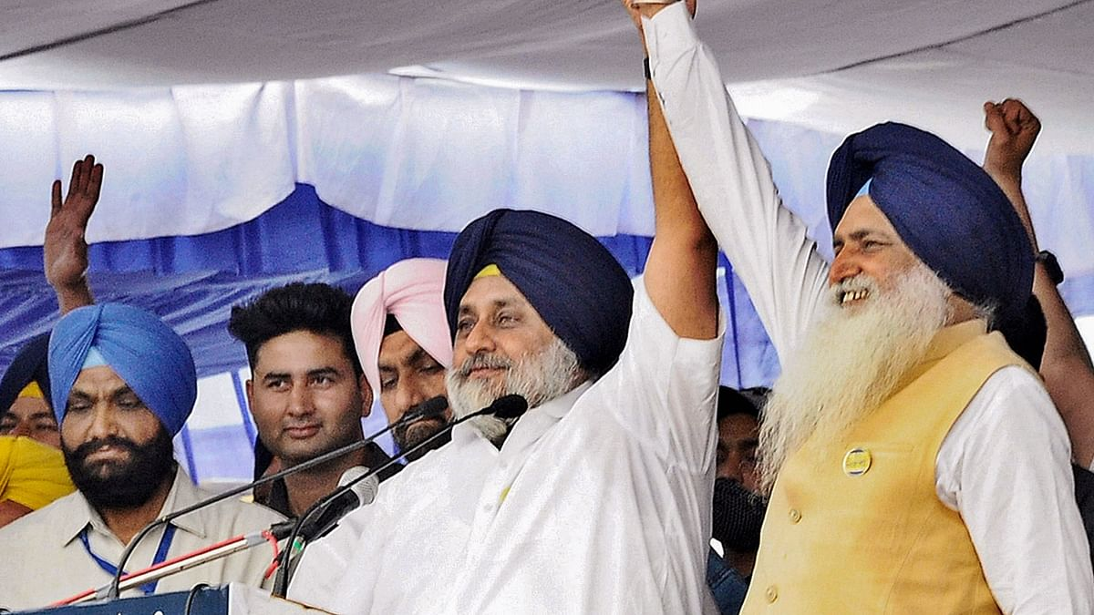 Day after holding rally in Punjab, SAD chief Sukhbir Singh Badal tests COVID-19 positive