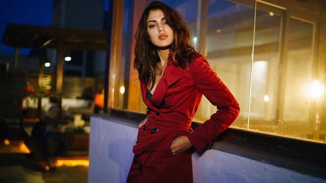 Rhea Chakraborty posts pic with friend Nidhi Parmar Hiranandani, shares a powerful message about love