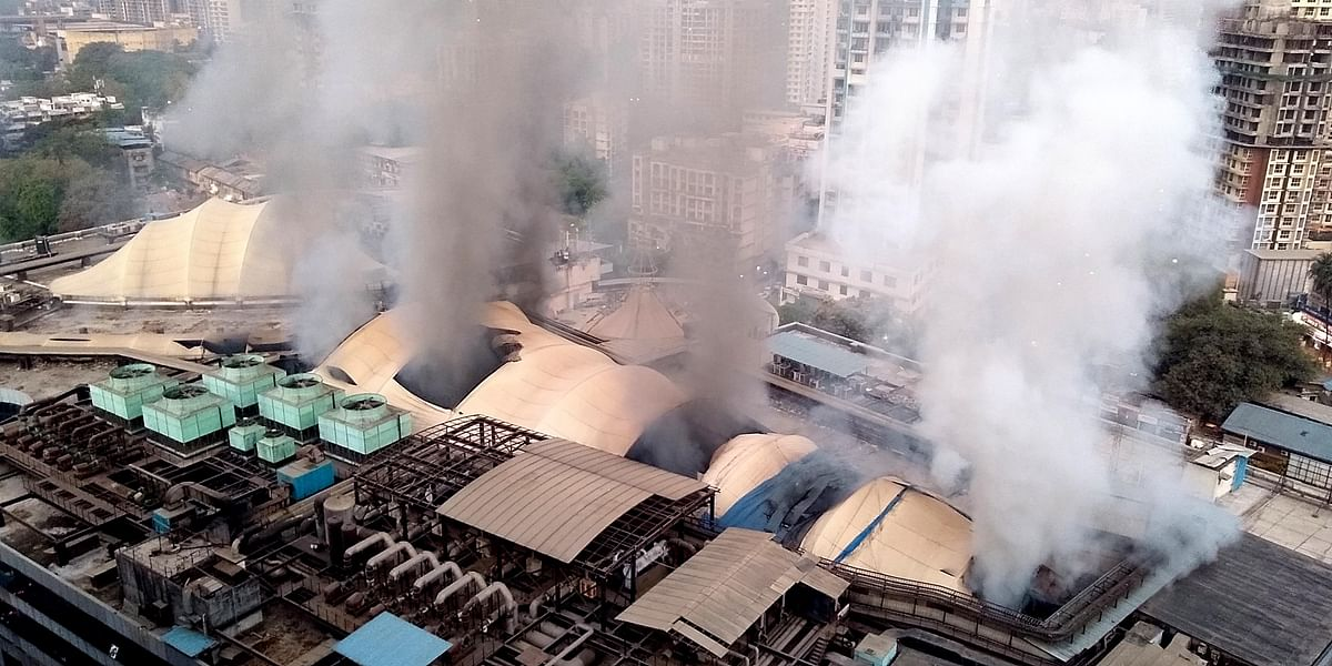 Mumbai: Hopes of many destroyed in COVID hospital fire