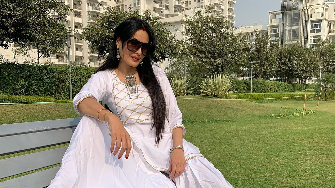 Kamya Punjabi shares bikini pic, sends out strong message on International Women's Day