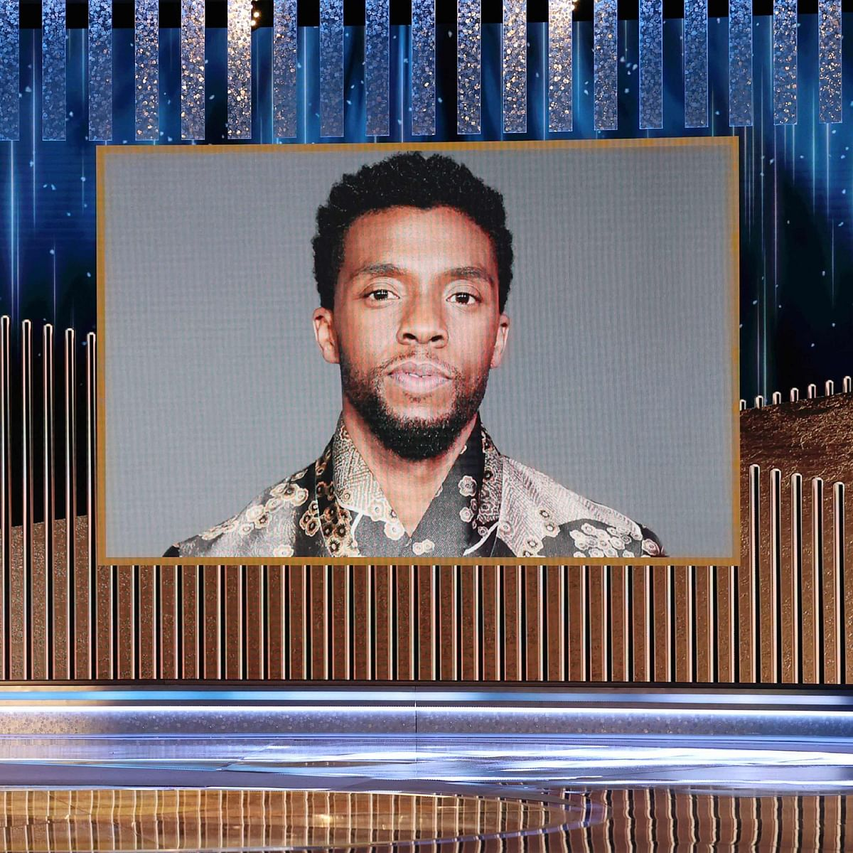 Golden Globes 2021: Chadwick Boseman posthumously honoured as Best Actor in Motion Picture- Drama for 'Ma Rainey's Black Bottom'