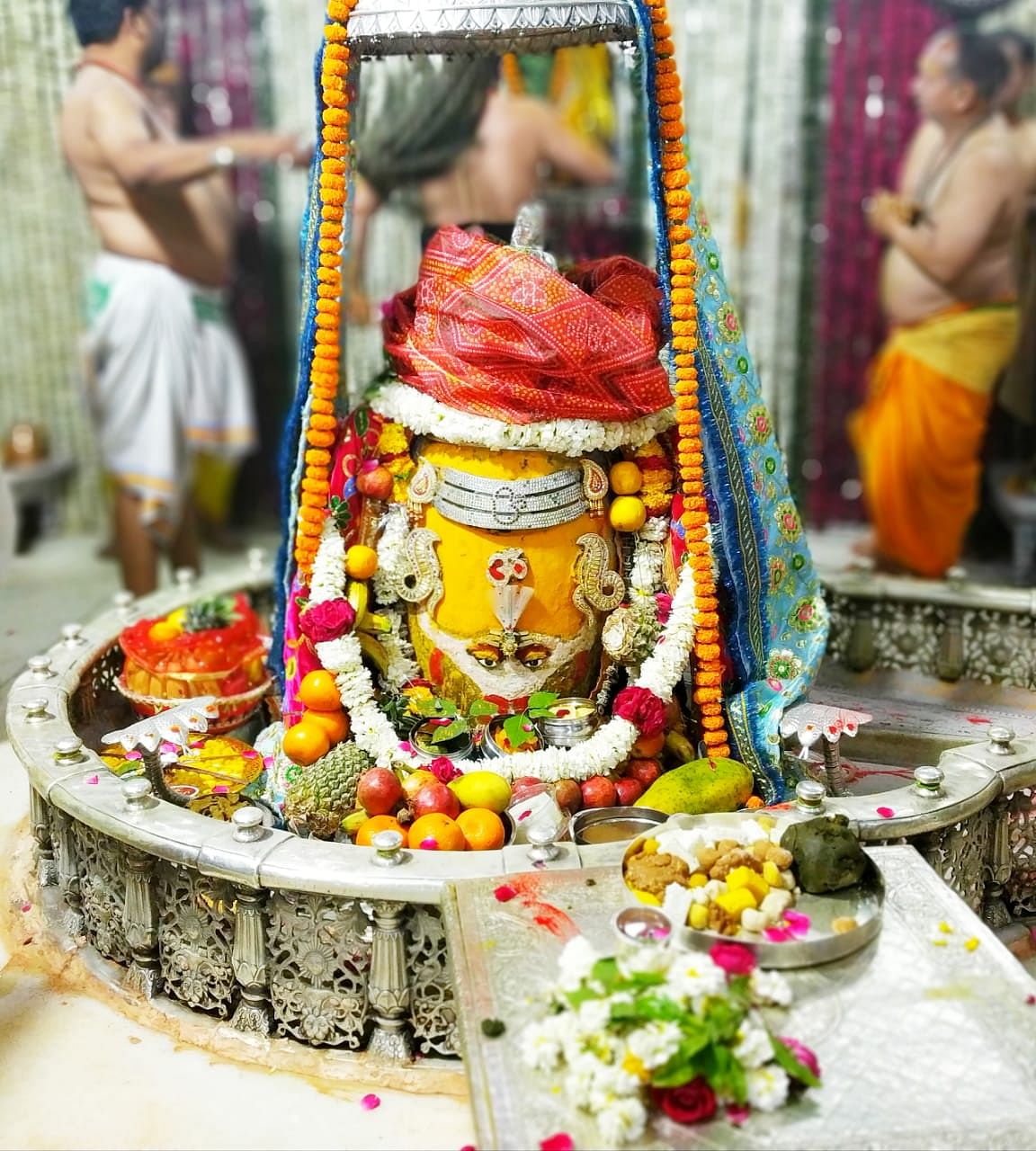 Mahakal Jyotirling on Wednesday