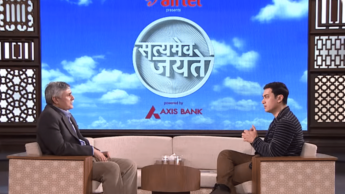 Amid Param Bir Singh-Anil Deshmukh fracas, old Satyamev Jayate interview on 'police corruption' makes comeback