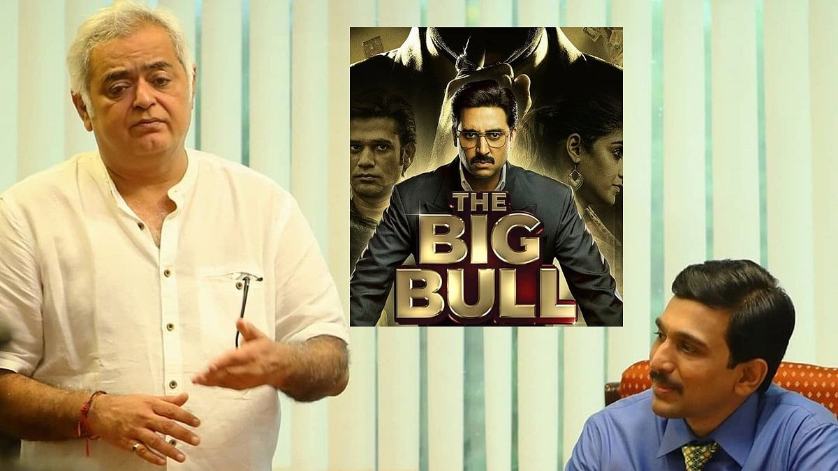 Hansal Mehta reacts to Abhishek Bachchan-starrer 'The Big Bull' comparison with 'Scam 1992'