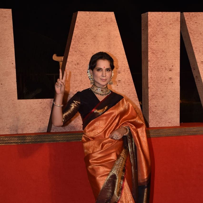 Kangana reminded of 'soft porn' remark after she says 'you disrespect a woman, your destruction is guaranteed'