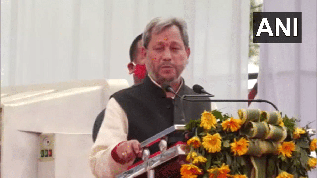 From the 'ripped jeans' debate to American 'enslavement' of India: New Uttarakhand CM Tirath Singh Rawat is making waves