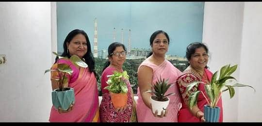 NTPC-Ramagundam celebrates International Women's Day