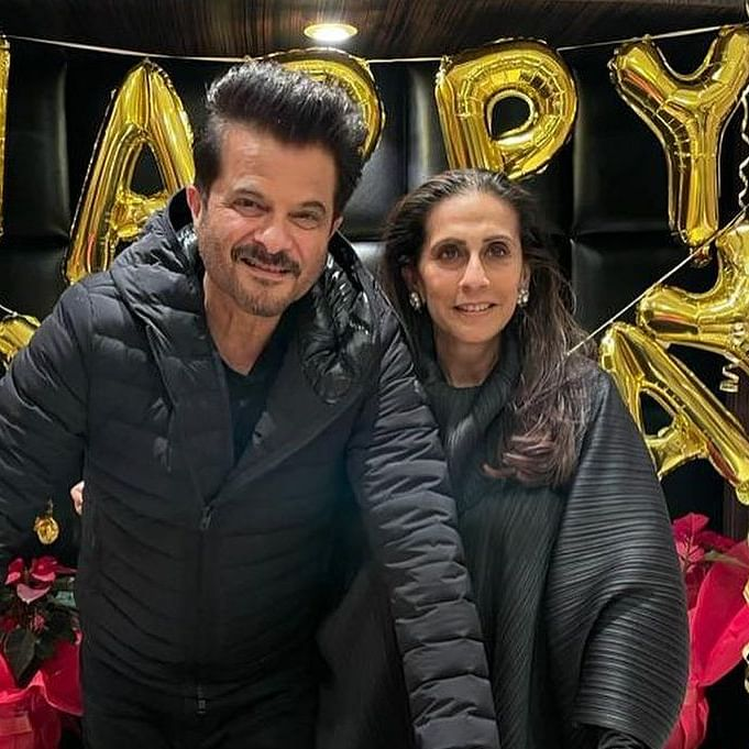 Anil Kapoor gifts wife Sunita a swanky new car worth Rs 1 crore on her 56th birthday