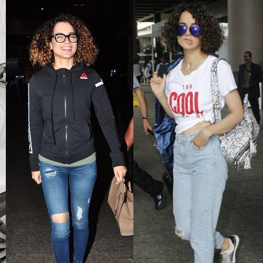 Kangana shares her 'ripped jeans' pictures, says 'most young people look like homeless beggars'
