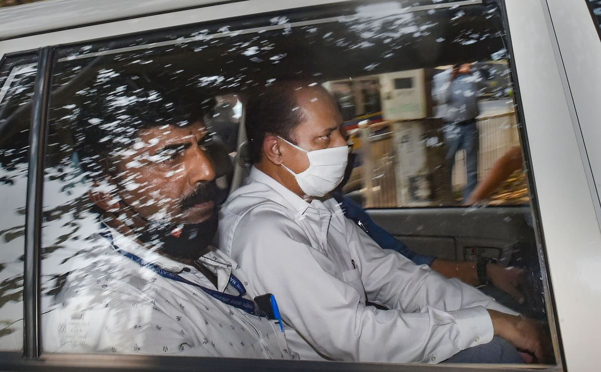 From Mumbai's top encounter specialist to arrest by NIA - Sachin Waze's journey
