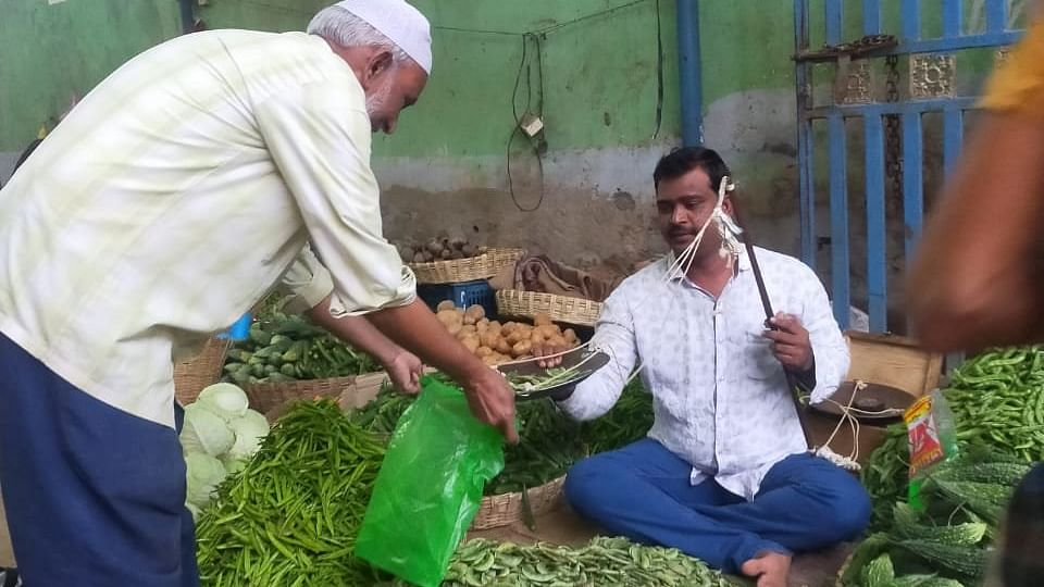 From selling vegetables amid pandemic to leading Municipality - Andhra man's inspiring journey is winning hearts