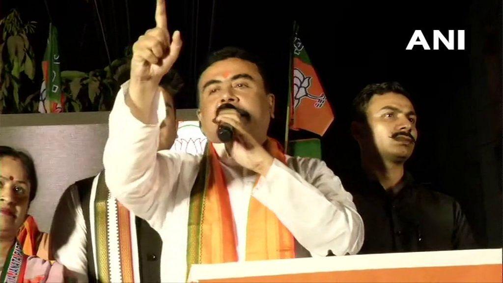 Mamata Banerjee has stopped saying 'Inshallah', 'Khuda Hafiz': Suvendu Adhikari on CM chanting Chandipath
