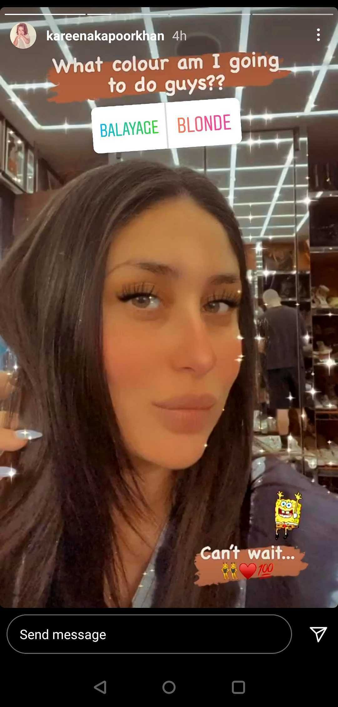 'Ready for more burp cloths, diapers': Kareena Kapoor Khan undergoes hair transformation - check out her latest look