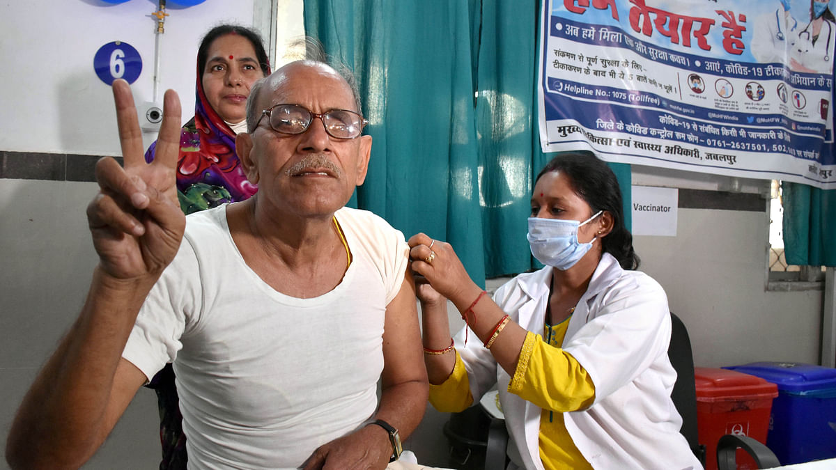 Over 1.77 crore COVID-19 vaccine doses administered in India