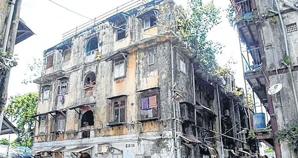 Mumbai: City's cess bldg redevelopment policy at Prez's office for final nod