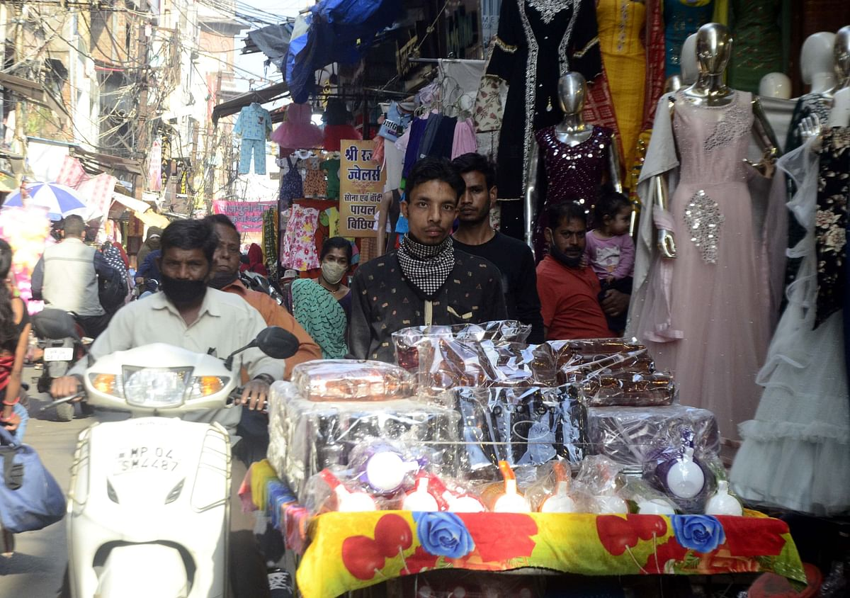 Holi amid Covid-19 spike: New restrictions on cards, Bhopal traders under depression
