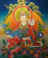 A Thangka painting
