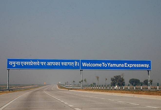 Uttar Pradesh: Husband-wife among 4 killed in accident on Yamuna Expressway