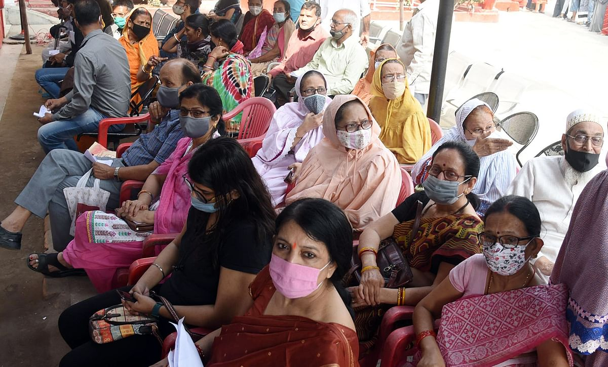 No vaccine shortage in Rajasthan, saysUnion health ministry