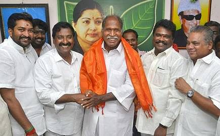 AINRC seals alliance with BJP, AIADMK in Puducherry