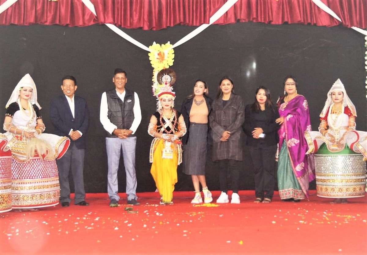 RCWA GC, CRPF Langjing, Imphal celebrates International Women Day