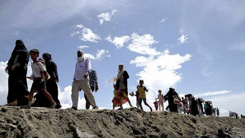 Jammu and Kashmir: 168 Rohingya refugees sent to 'holding' centre as administration starts verification