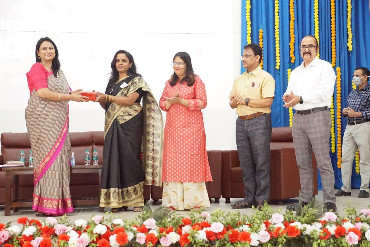 Pune Railway Department celebrates International Women's Day
