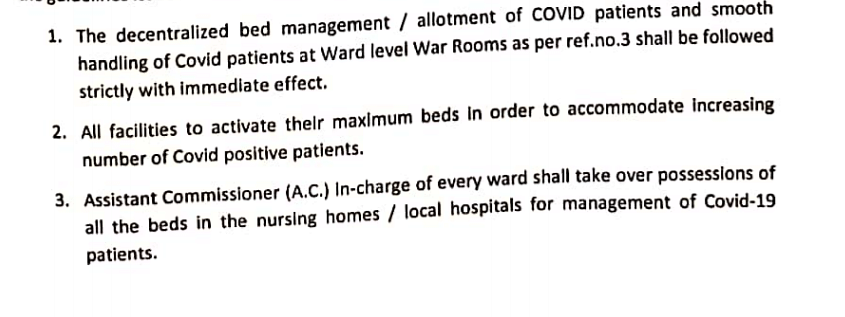 COVID-19 in Mumbai: BMC releases guidelines for hospitals, nursing homes; here's the full list
