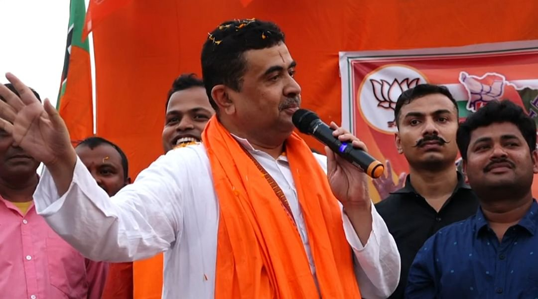 Bengal will turn into Kashmir if TMC comes back to power: Suvendu Adhikari