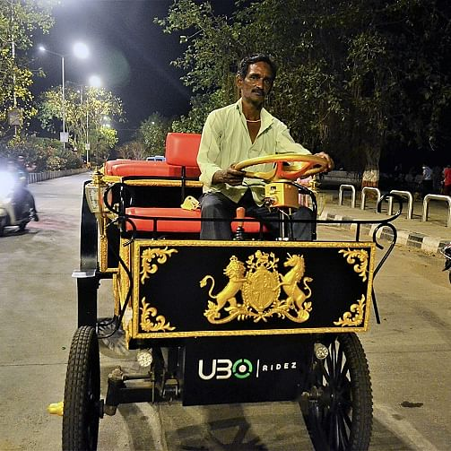 Victoria 2.0 hits Mumbai roads: People share their experiences of the e-ride