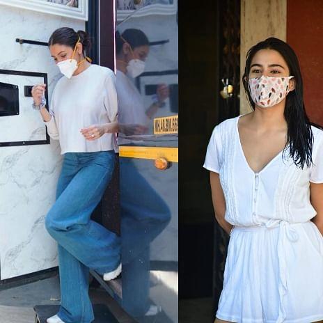 In Pics: Anushka Sharma resumes work; Kareena Kapoor Khan spotted at gym in Mumbai