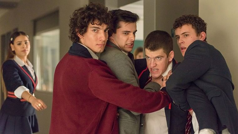 Cinema Journal Exclusive: Netflix's popular teen drama, Elite, to get an Indian makeover?