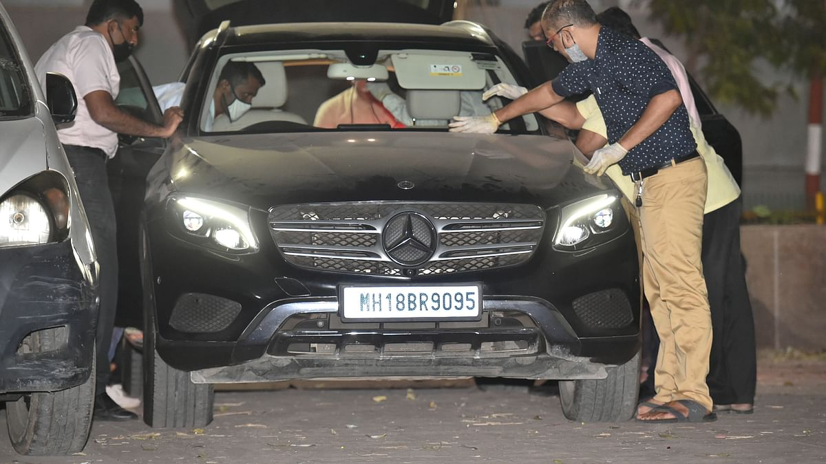 Antilia bomb scare case: Congress' Sachin Sawant claims Mercedes seized by NIA belongs to BJP office-bearer
