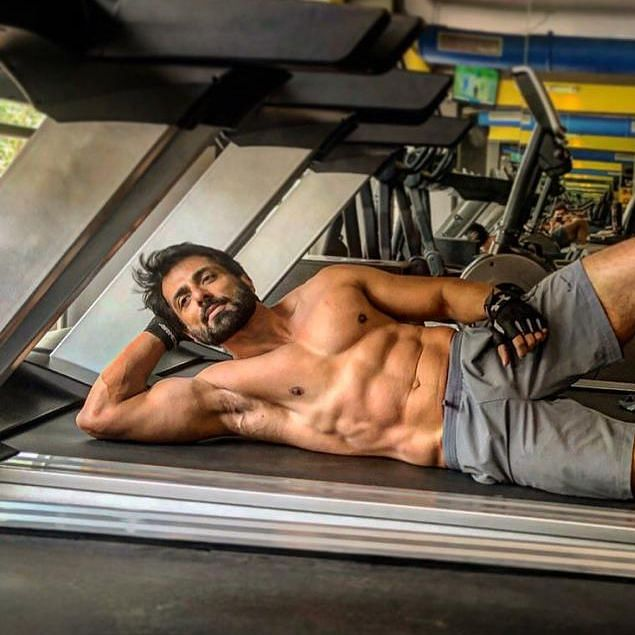 Why so hot? Sonu Sood's enticing thirst trap at 47 invites a barrage of fire emojis on Instagram