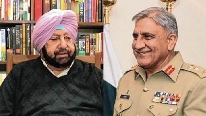 Control ISI before talk on stability: Punjab CM Capt Amarinder Singh to Pakistan General Bajwa