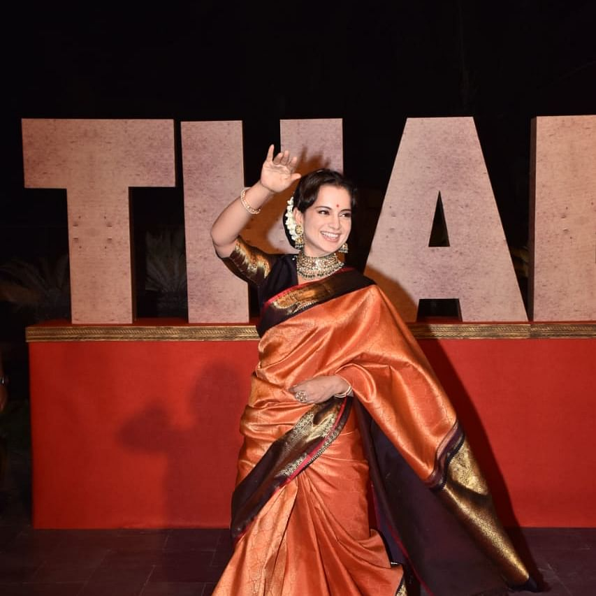 Madras High Court refuses to put stay on Kangana Ranaut-starrer 'Thalaivi'