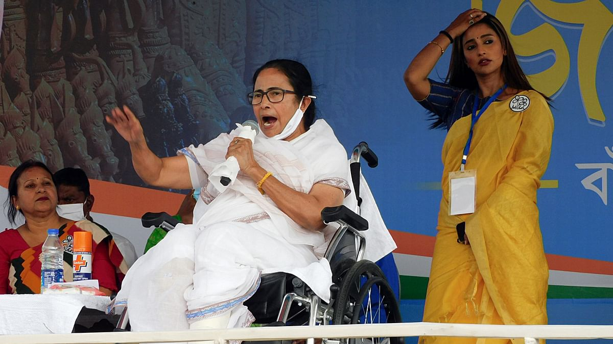 'Misuse of forces continues unabated': Mamata Banerjee decries clashes in West Bengal amid third phase of polling
