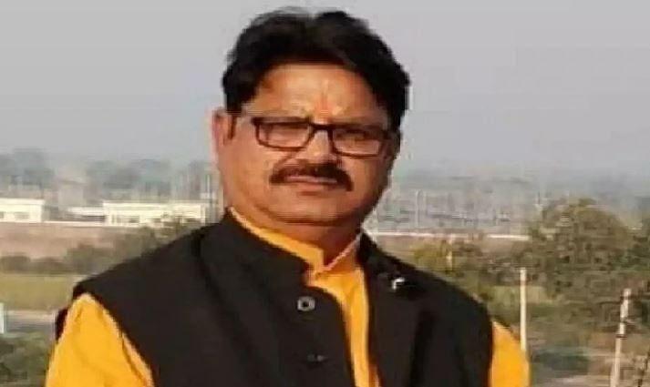 Auraiya BJP MLA Ramesh Diwakar
