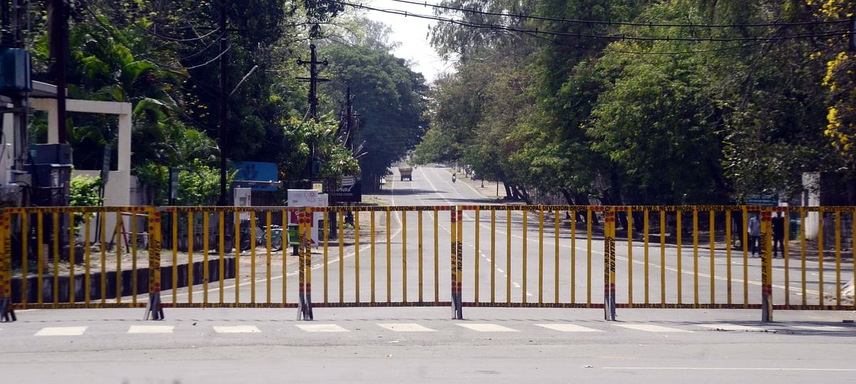 COVID-19 in Chhattisgarh: Complete lockdown imposed in Raipur starting from April 9 to April 19