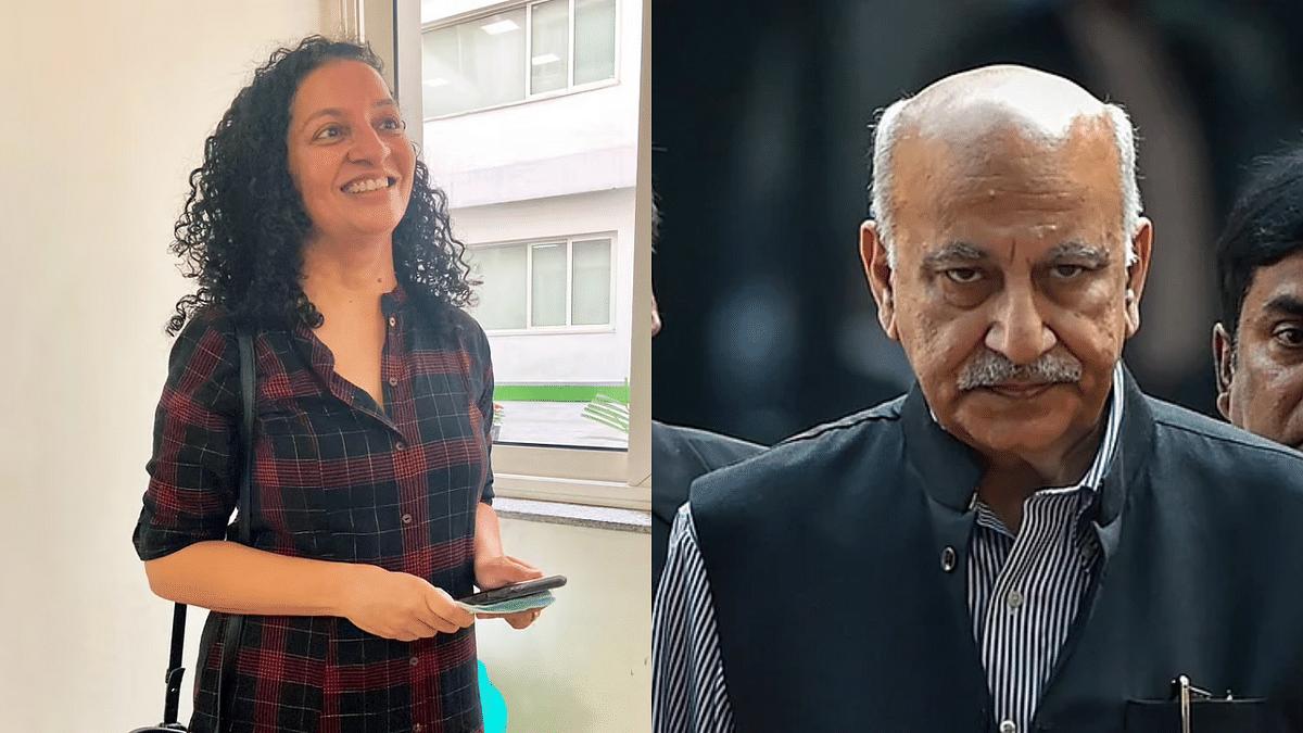 Priya Ramani, MJ Akbar