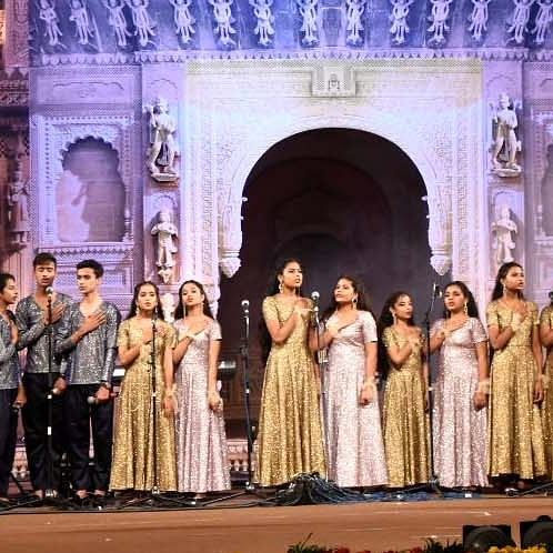 Bhopal: Anugunj a medium for kids showing hidden talent, says Chief Minister Shivraj Singh Chouhan