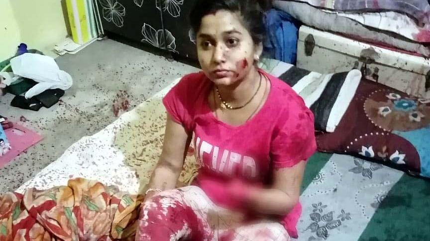 Victim Sangeeta Singh