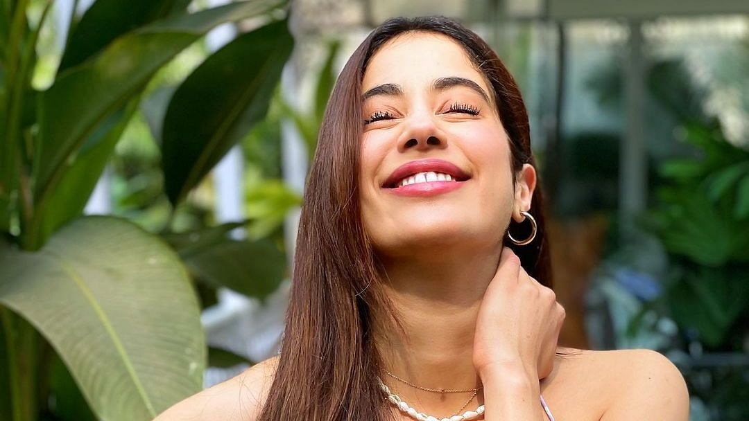 'My favourite birthday memory is spending time with my parents': Janhvi Kapoor