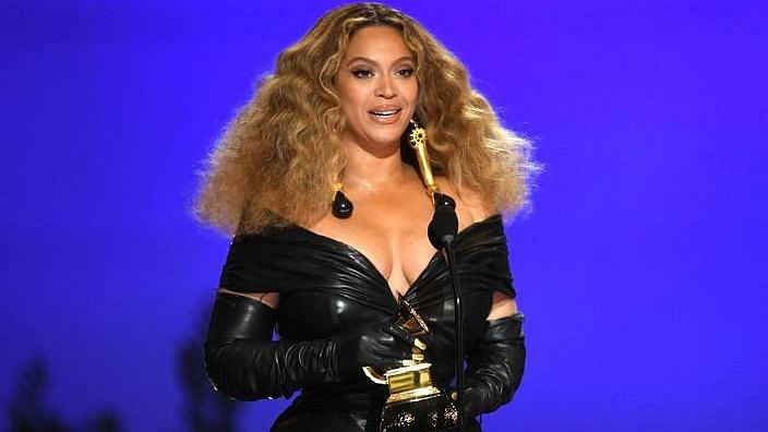 With 28 Grammy wins, Beyonce becomes most awarded female artiste in history of the ceremony