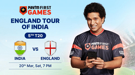 India vs England, 5th T20: Check out Paytm First Games fantasy prediction
