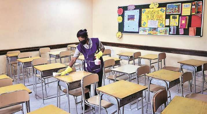 Madhya Pradesh : Reopening of schools on April 1 subject to review, says minister for school education Inder Singh Parmar