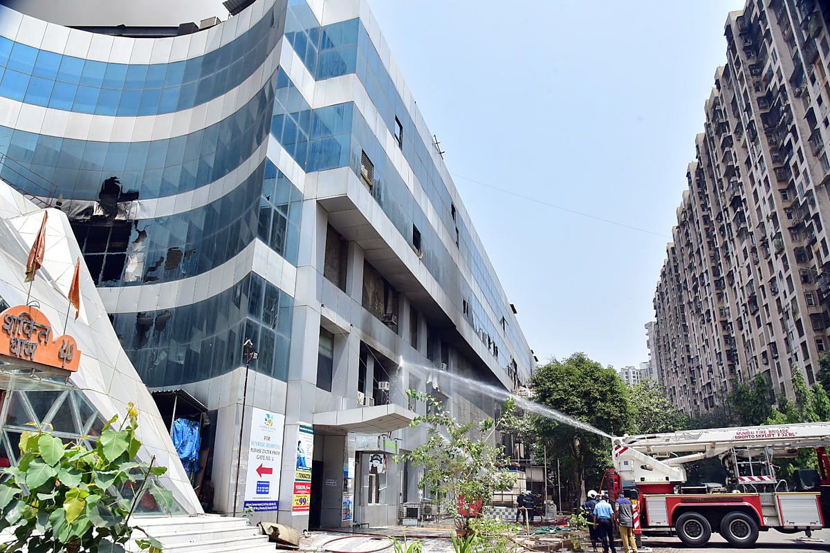 Bhandup Hospital Fire: BMC Commissioner Iqbal Singh Chahal seeks report within 15 days