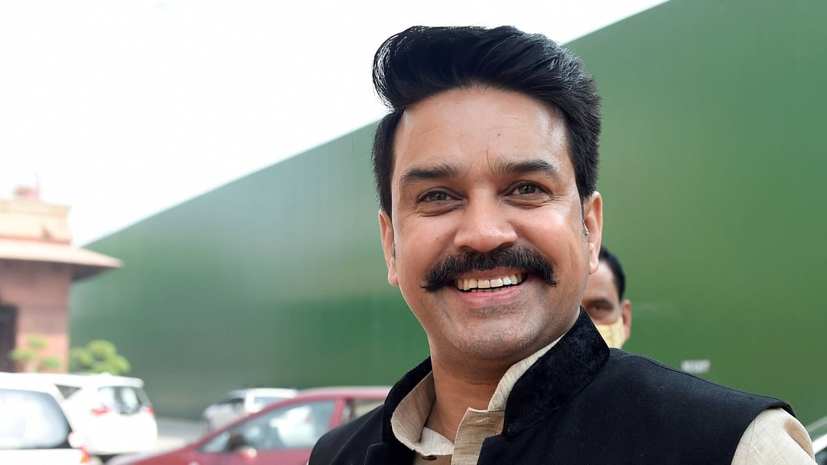 Centre, states need to think about reducing taxes on petrol, diesel: Anurag Thakur